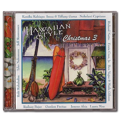 CD - Hawaiian Style Christmas 3