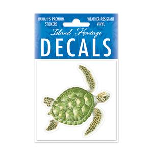Decal Small Oblong, Honu Voyage