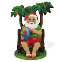 HP Ornament, Shave Ice Santa