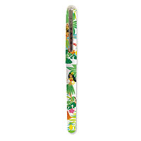 Single Rollerball Pen, Island Hula Honeys - White