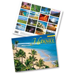 2021 Trade Calendar, Hawaii, the Aloha State