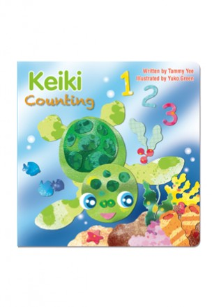 Keiki Counting 123, Revised