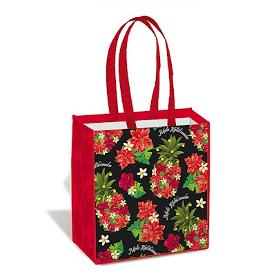 Pineapple Floral Island Tote