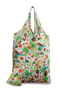 Foldable Tote, Island Hula Honeys