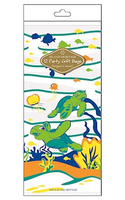 Small Cello Bags 12-pk, Honu Ohana