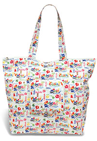 Deluxe Foldable Tote Hawaiian Adventures