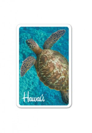 Playing Cards, Honu