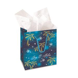 Small Gift Bag, Joyful Palms