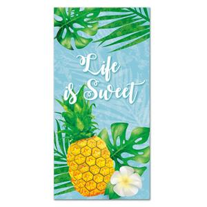 Beach Towel, Life is Sweet