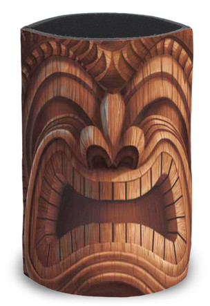 Island Can Cooler, Happy Tiki