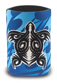 Island Can Cooler, Tribal Honu
