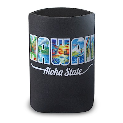 Island Can Cooler, Eddy Y - Hawaii Aloha State
