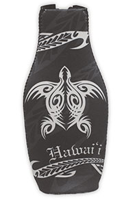 Island Bottle Cooler, Tribal Honu