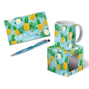 Life is Sweet Mini Desk Set