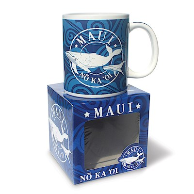 10 oz. Boxed Mug, Maui No Ka 'Oi