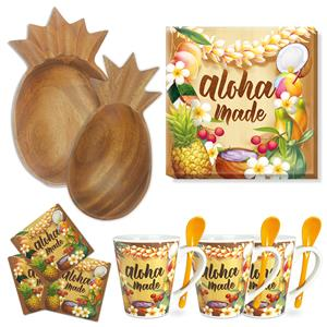 Aloha Made Kitchen Décor Set