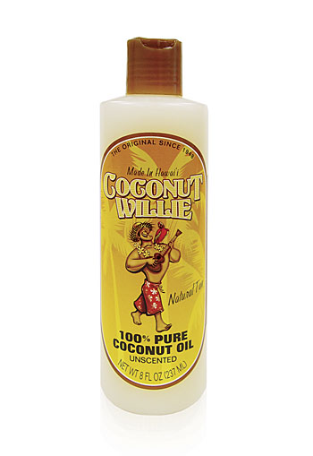 8 oz. Coconut Oil, Unscented 100% Pure