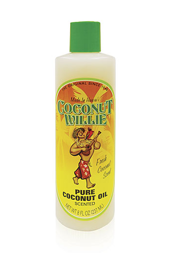 8 oz. Coconut Oil, Scented