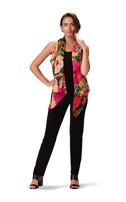 Hibiscus Impressions Essential Cover Up