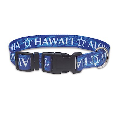 Pet Collar, Island Honu - M