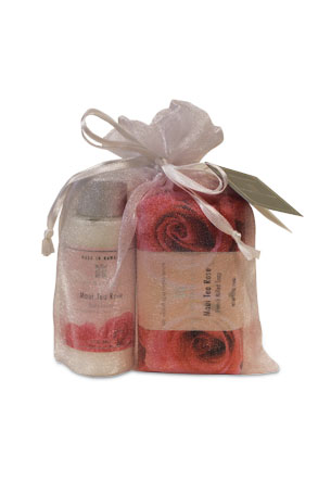 Spa Samplers, Island Rose CLS