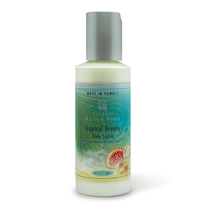 4 oz. Body Lotion, Tropical Breeze CLS