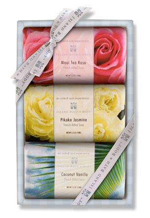 Assorted 150g French Milled Soap (IR, PJ, PV) CLS