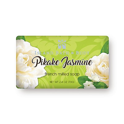 70g French-Milled Soap, Pikake Jasmine CON *