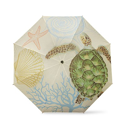 Inverted Umbrella in Honu Voyage