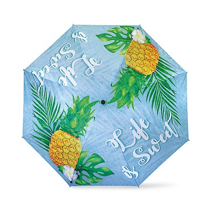 Inverted Umbrella in Life is Sweet