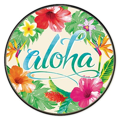 Wireless Charger - Aloha Floral