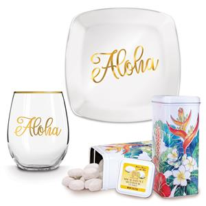 Golden Aloha Gift Set