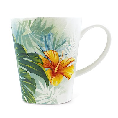 LRA Tropical Garden, Mug 13 oz.