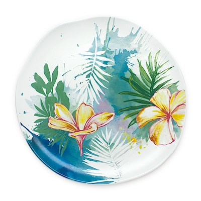 LRA Tropical Garden, Salad Plate