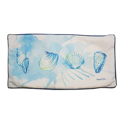 LAUREN ROTH PILLOW COVER - SHELLS