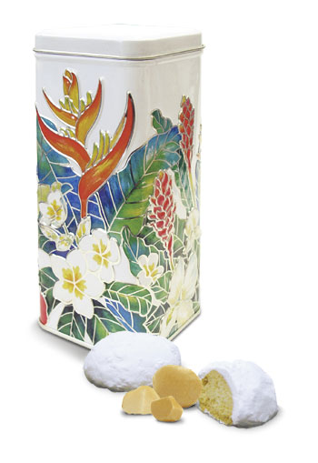Gourmet Gifts, Hawaiian Tea Cookies 7.5 oz.