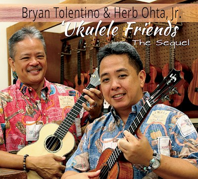 CD - Ukulele Friends: The Sequel