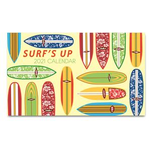 2021 Pocket Calendar, Surf's Up