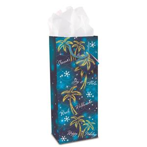 Wine Gift Bag, Joyful Palms