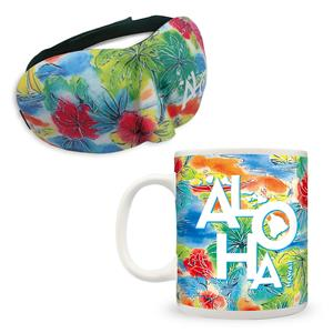 Tropical Aloha Wellness Gift Set