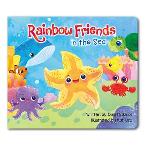 Rainbow Friends in The Sea