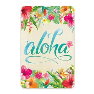 Playing Cards, Aloha Floral