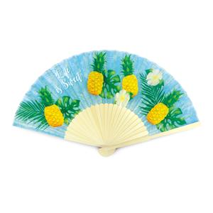 Island Fabric Fan, Life Is Sweet