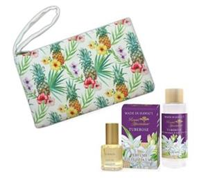 Royal Hawaiian Clutch Sampler - Tuberose