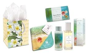 Tropical Breeze Pampering Set