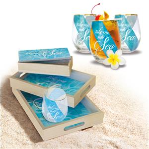 Take Me to The Sea Coastal Collection Set